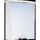Шкаф-зеркало с подсветкой Aqwella Ультра-Люкс Ul-L.04.06.G Белый