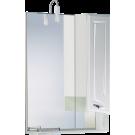 Зеркало со шкафом и подсветкой Aqwella Экспо Exp.02.06 Белый