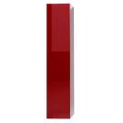 Пенал подвесной Aqwella Анкона An.05.35/RED Бордо
