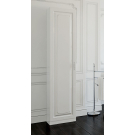 Пенал напольный П45 Aqwella Империя Emp.05.45/W Белый