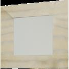 Стрит 55 зеркало Aqwella Папирус Вуд 100х100