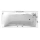 Белрадо Доминик 160х75 акриловая ванна с подголовником