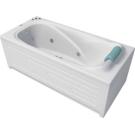 Bellrado Классик 169x77 акриловая ванна с гидромассажем (6 гидромассажных джет)