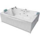 Белрадо Пати 209x146 акриловая ванна