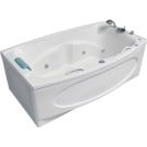 Bellrado Сенатор 190х109 акриловая ванна с ручками с гидромассажем (8 г/м джет)