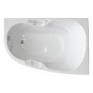 Bellrado Дени 150х100 акриловая ванна с гидромассажем (6 гидромассажных джет)