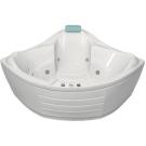 Bellrado Гранд-Люкс 144x144 акриловая ванна с гидромассажем (6 г/м джет + 6 сп/м джет)