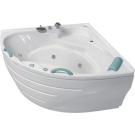 Bellrado Диана 150х150 акриловая ванна с гидромассажем (5 г/м джет + 6 сп/м джет)