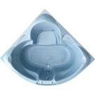 Bellrado Одиссей 1435х1435х805 ванна из камня с гидромассажем (6 гм джет + 6 дж спин/м)