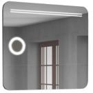 COMFORTY Зеркало Лондон-90 светодиодная лента сенсор 900х800