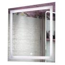 COMFORTY Зеркало Квадрат-90 светодиодная лента сенсор 900х900