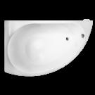 Ванна акриловая БЕРГАМО 168x100 Радомир