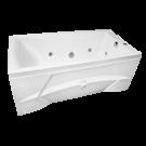 Ванна акриловая ЛАДА 150х74 Радомир