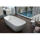 GLORIA FS BLACK Kolpa-San 180х80х59 акриловая ванна