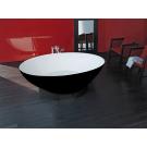 TRISTAN FS BLACK Kolpa-San 196х117 акриловая ванна