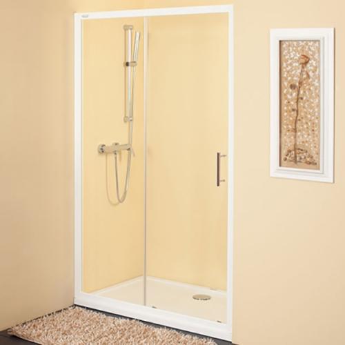 Q-LINE TV/2D 120 Kolpa-San дверь в нишу
