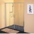 Q-LINE TV/4D 150 Kolpa-San дверь в нишу