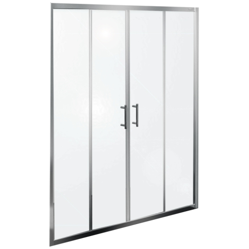 Q-LINE TV/4D 130 Kolpa-San дверь в нишу
