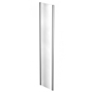 TERRA FLAT TS 50 Душевая стенка для комбинации с дверьми TV/S в одной плоскости Kolpa-San перегородка