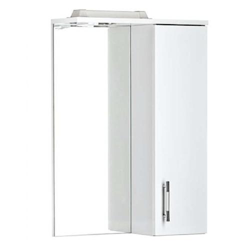 Cersanit Зеркало-шкафчик Erica 60 без подсветки белый