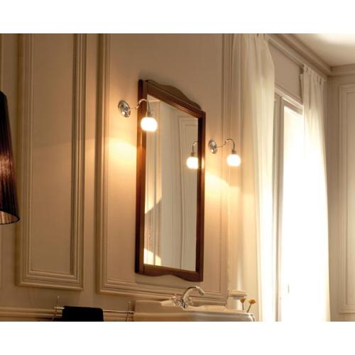 Kerasan Retro 7313 Зеркало в деревянной раме 63х116 цвет орех