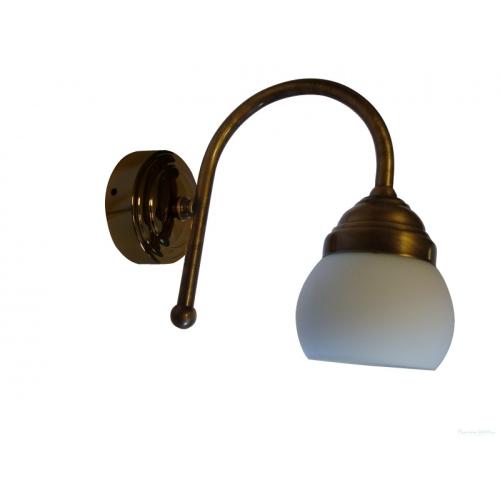 Kerasan Retro 731693 Светильник настенный, цвет бронза