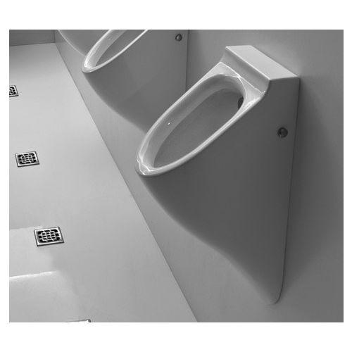 Kerasan Aquatech 3735 Подвесной писсуар с сифоном и креплениями