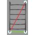 Полотенцесушитель водяной Energy CLASSIC 800x600