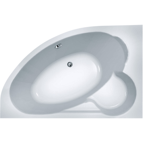 Cersanit Kaliope 153x100 Ванна акриловая левая