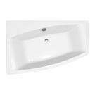 Cersanit Virgo 150х90 Ванна акриловая правая