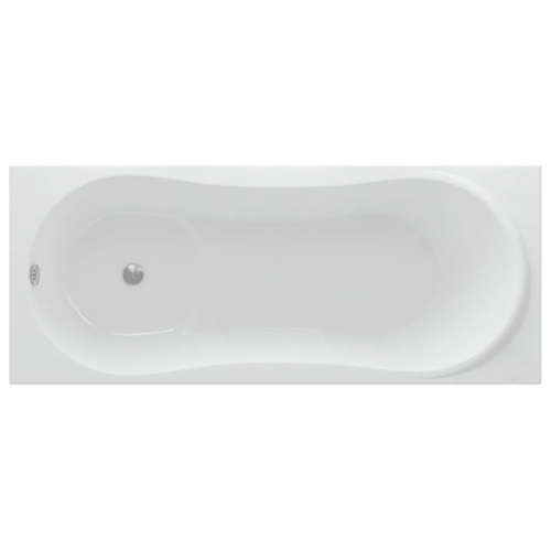 Акриловая ванна Афродита 170х70 прямоугольная Акватек