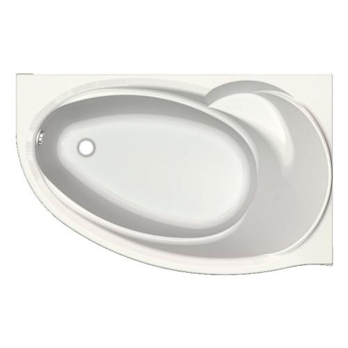 Акриловая ванна Бетта 150х95 правая или левая Акватек