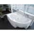 Акриловая ванна Вега 170х105 правая или левая Акватек