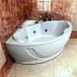 Акриловая ванна Галатея 135х135 угловая Акватек