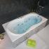 Акриловая ванна Мартиника 180х90 прямоугольная Aquatek