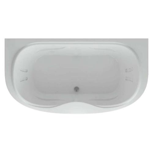 Акриловая ванна Мелисса 180х95 прямоугольная Aquatek