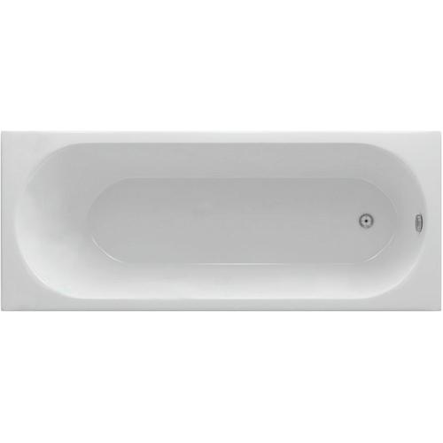 Акриловая ванна Оберон 160х70 прямоугольная Aquatek