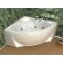 Акриловая ванна Поларис - 2 155х155 угловая Aquatek