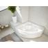 Акриловая ванна Сириус 164х164 угловая Aquatek