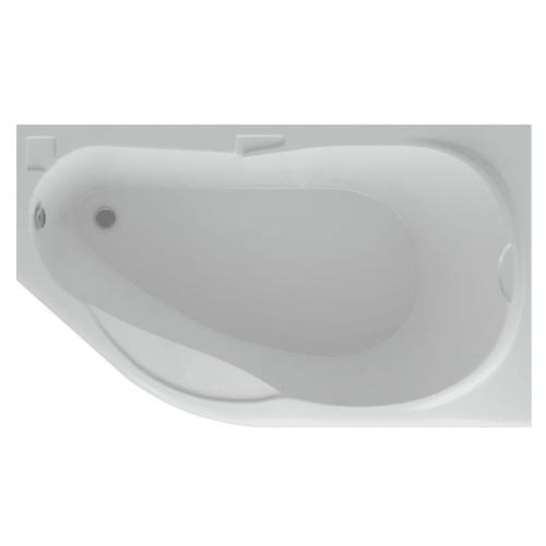 Акриловая ванна Таурус 170х100 правая или левая Aquatek