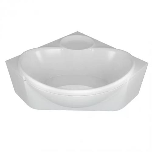 Акриловая ванна Эпсилон 150х150 угловая Aquatek