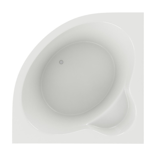 Акриловая ванна Ума 145х145 угловая Aquatek