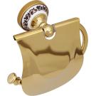 FX-78510G Gold Bogema Бумагодержатель с крышкой Fixsen