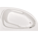 JOANNA 160х95 NEW Ванна асимметричная правая ультра белый Cersanit