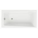 LORENA 150х70 ванна без ножек ультра белый Cersanit