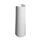 Полупьедестал Zeta белый для раковин 50/55/60 см Jika 1939.1