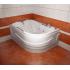 Ванна акриловая Тритон Респект 180х130 правая