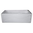 Тритон Стандарт-150 Ванна акриловая 150х70