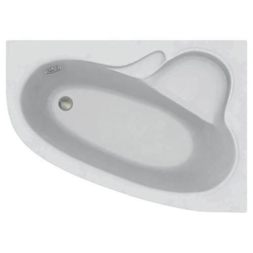 Atlant 140x100 R Ассиметричная акриловая ванна C-bath