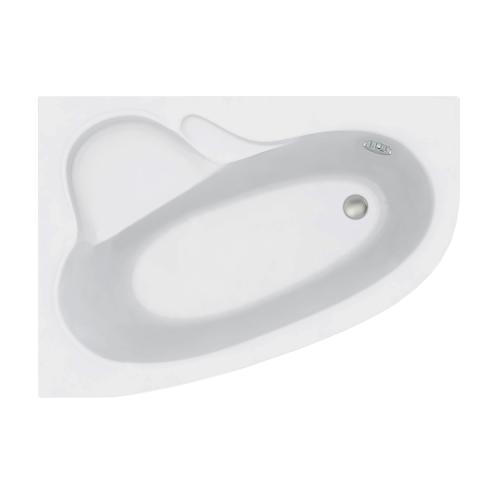 Atlant 150x100 L Ассиметричная акриловая ванна C-bath